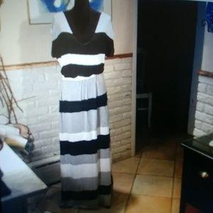Mossimo Maxi Dress Size XL
